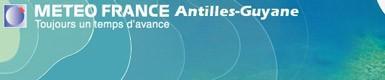 METEOFRANCE ANTILLES GUYANE