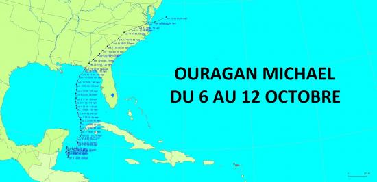 Ouragan michael 2018